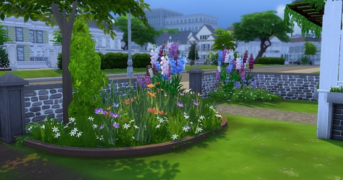 Zeno house by Chanchan24 at Sims Artists image 1519 670x353 Sims 4 Updates