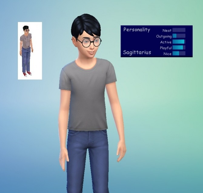 Sims 1 to 4 Jones Family by Sortyero29 at Mod The Sims image 153 670x637 Sims 4 Updates