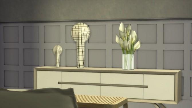 Sims 4 Paper Lamp at Meinkatz Creations