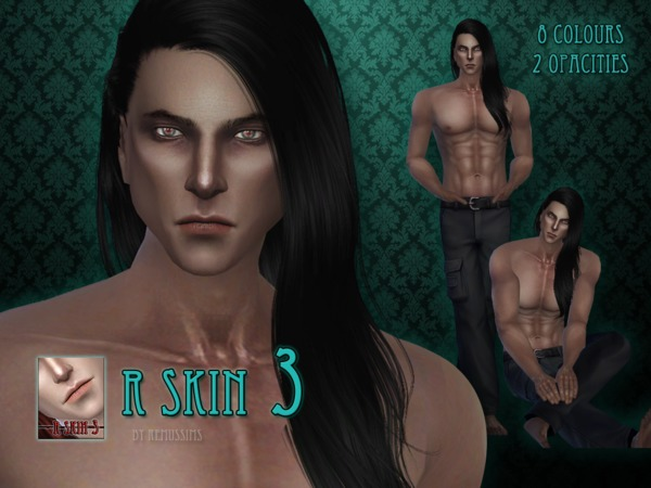 Sims 4 R skin 03 male by RemusSirion at TSR