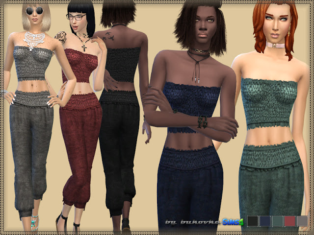 Set Elastic at Bukovka image 1674 Sims 4 Updates