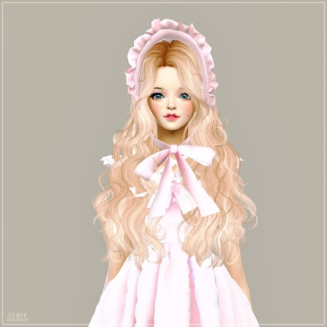 Frill Bonnet at Marigold image 1688 670x670 Sims 4 Updates