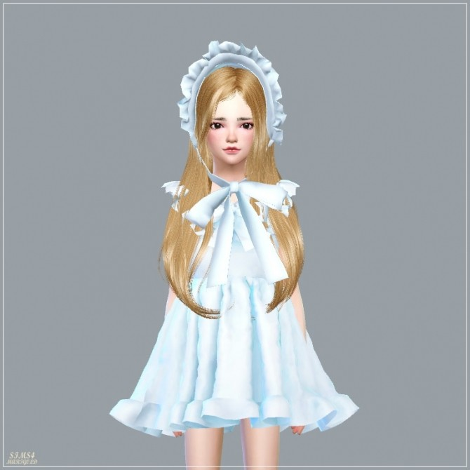 Child Pure Doll Dress at Marigold image 17212 670x670 Sims 4 Updates