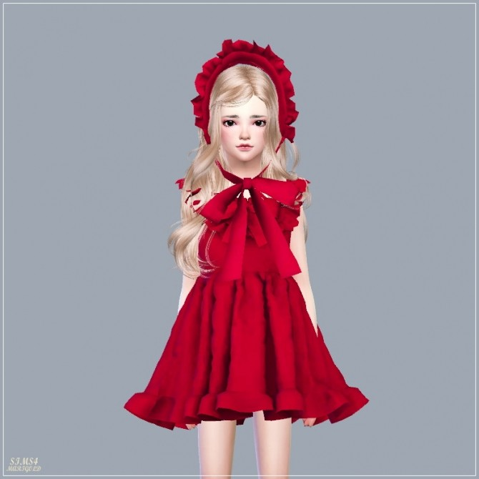 Child Pure Doll Dress at Marigold image 17310 670x670 Sims 4 Updates