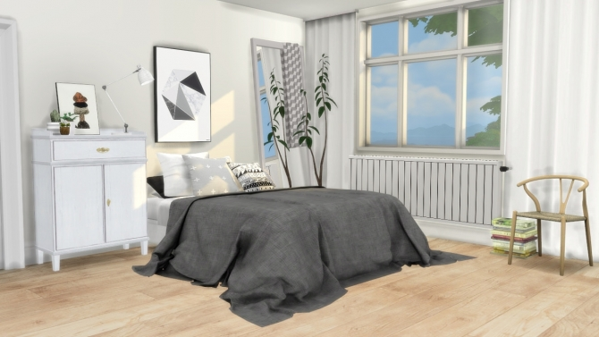 Bedroom 5 Updated At Mxims 187 Sims 4 Updates