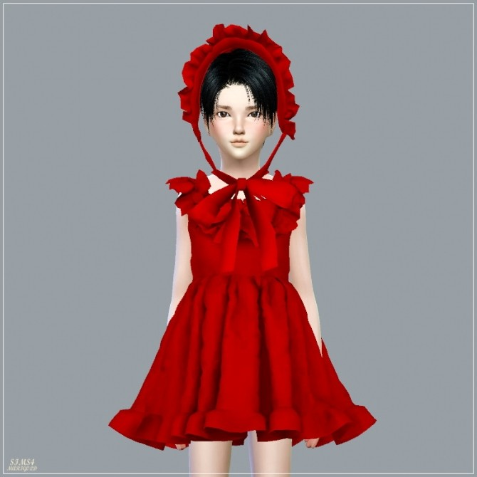 Child Pure Doll Dress at Marigold image 17810 670x670 Sims 4 Updates