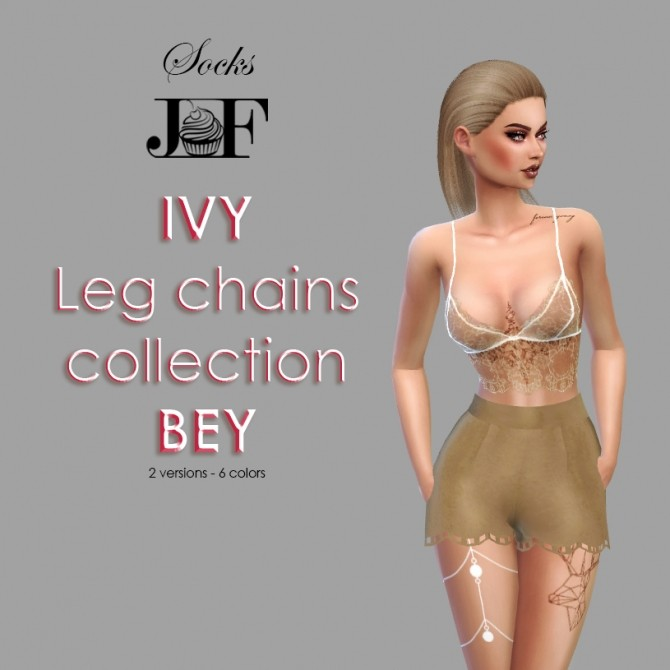 Ivy Leg chains collection BEY at JFC Sims image 1791 670x670 Sims 4 Updates