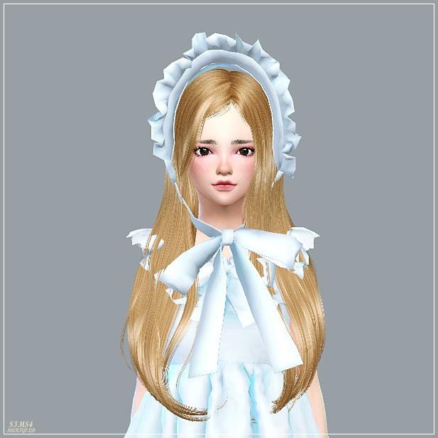 Child Frill Bonnet at Marigold image 17910 Sims 4 Updates