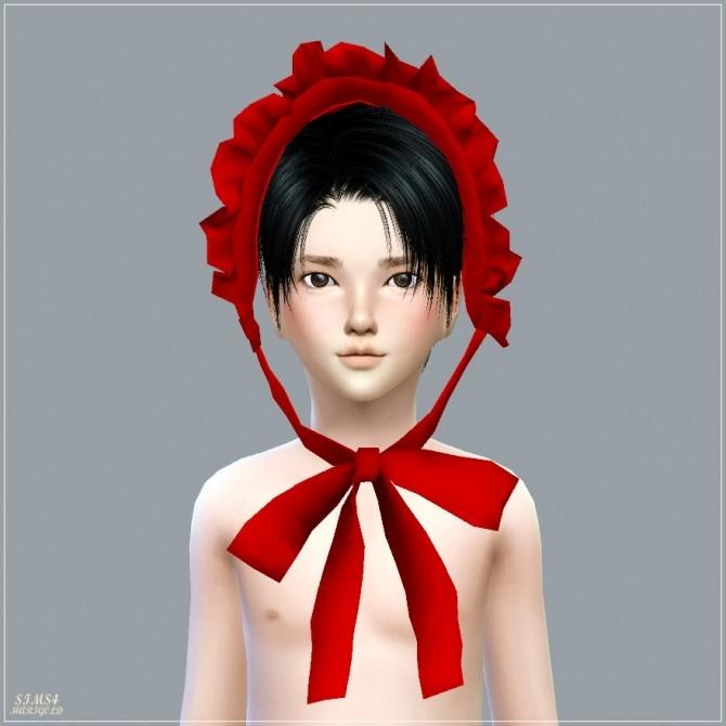 Child Frill Bonnet at Marigold image 18115 670x670 Sims 4 Updates