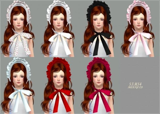 Child Frill Bonnet at Marigold image 18211 670x477 Sims 4 Updates