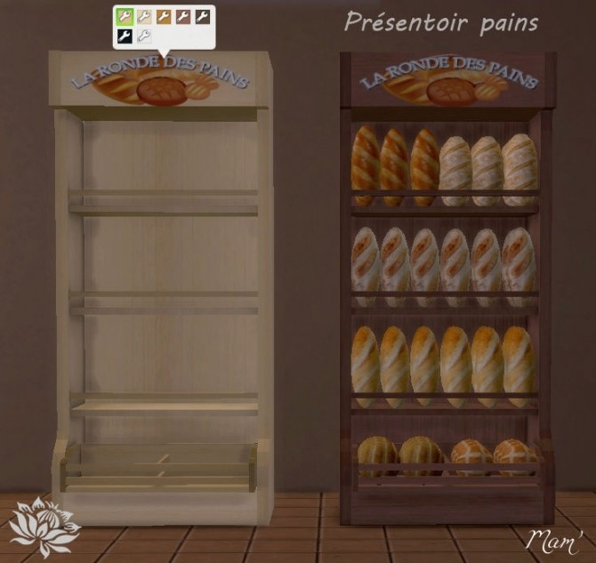 Bakery equipment by Maman Gateau at Sims Artists image 1831 670x633 Sims 4 Updates