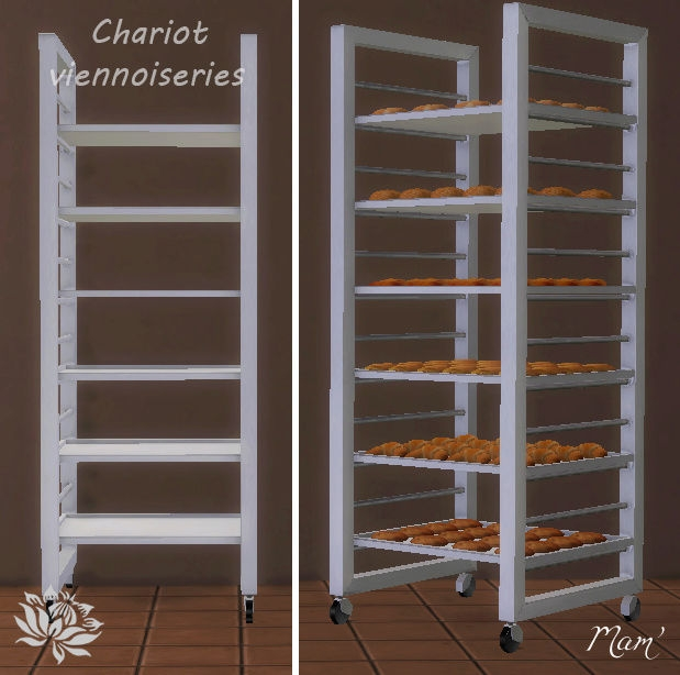Bakery equipment by Maman Gateau at Sims Artists image 1862 Sims 4 Updates