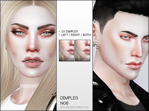 Skin Detail Kit N07 by Pralinesims at TSR image 1876 Sims 4 Updates