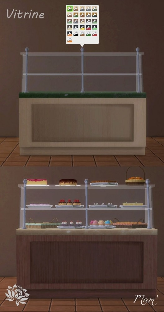 Bakery equipment by Maman Gateau at Sims Artists image 1892 527x1000 Sims 4 Updates