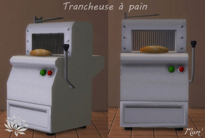 Bakery equipment by Maman Gateau at Sims Artists image 1902 670x451 Sims 4 Updates