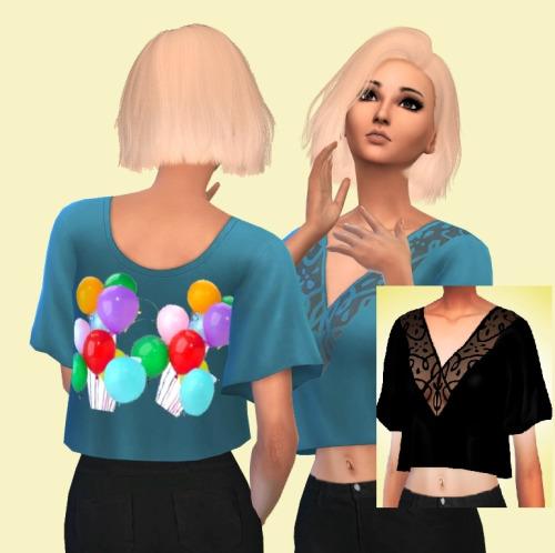 Survivor Hair ver 1 and ver 2 at Meellanie image 1911 Sims 4 Updates
