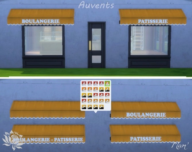 Bakery equipment by Maman Gateau at Sims Artists image 1913 670x530 Sims 4 Updates