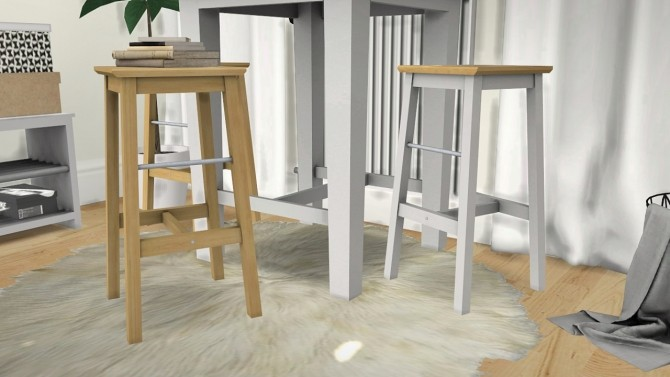Ikea Bar Set At Mxims 187 Sims 4 Updates