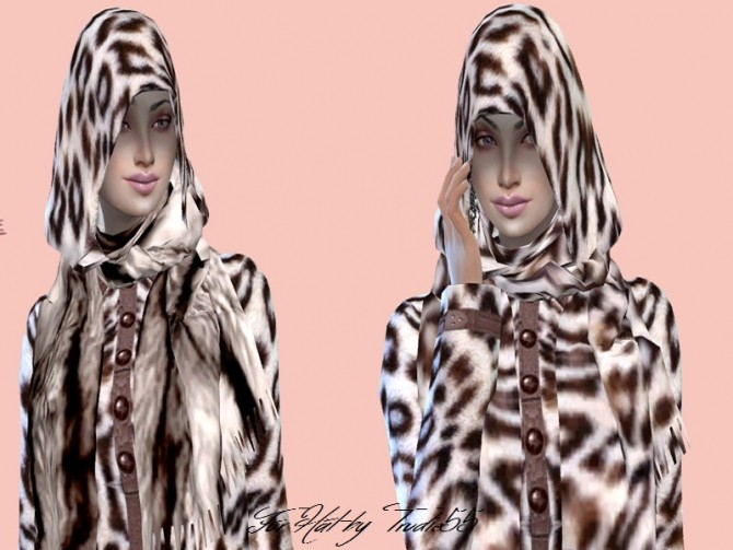 T55 Fur coat set at Trudie55 image 2087 670x503 Sims 4 Updates