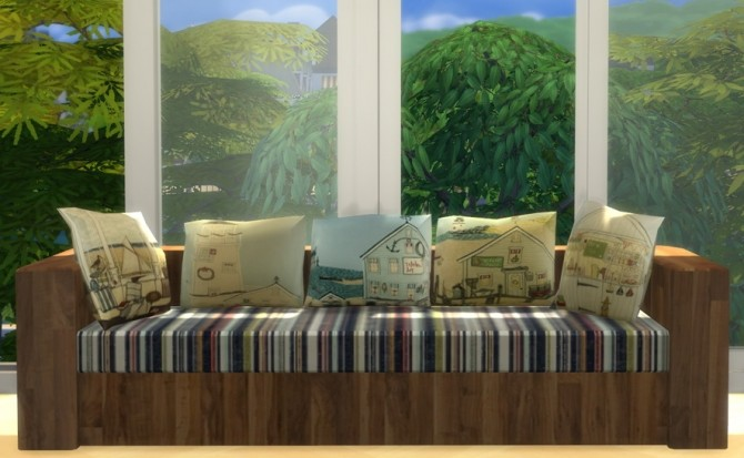 Sims 4 The Snofa by The Shed at Sims 4 Studio