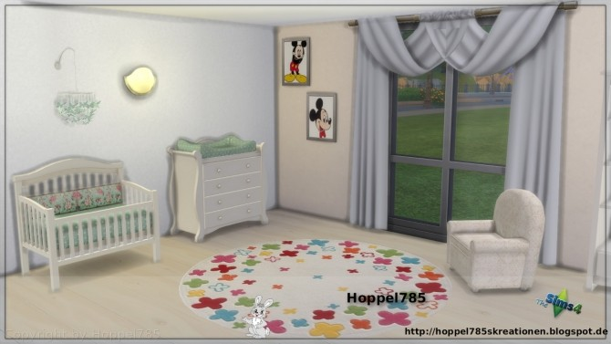 Kids Round Rugs at Hoppel785 image 2122 670x377 Sims 4 Updates