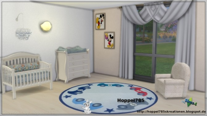 Kids Round Rugs at Hoppel785 image 2132 670x377 Sims 4 Updates