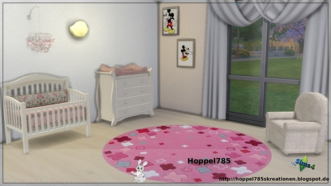 Kids Round Rugs at Hoppel785 image 2141 670x377 Sims 4 Updates