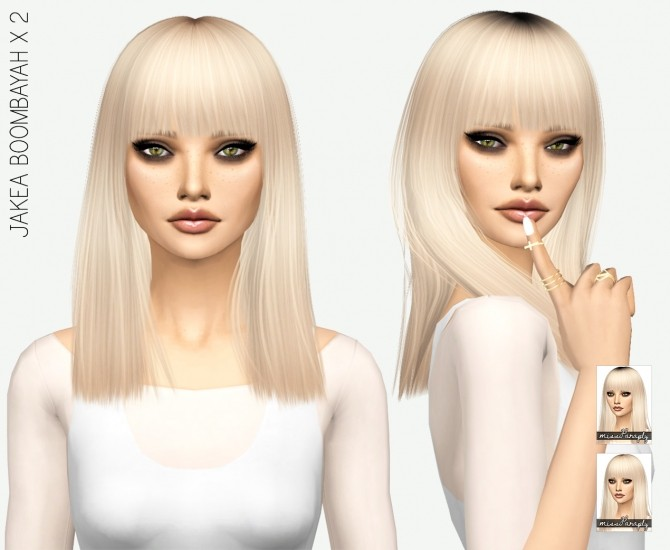 JAKEA BOOMBAYAH SOLIDS & DARK ROOTS at Miss Paraply image 2267 670x550 Sims 4 Updates