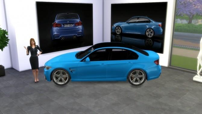 BMW M3 at LorySims image 2343 670x377 Sims 4 Updates