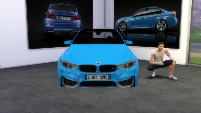 BMW M3 at LorySims image 2353 670x377 Sims 4 Updates