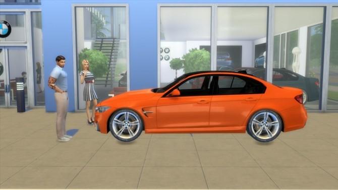 BMW M3 at LorySims image 2372 670x377 Sims 4 Updates