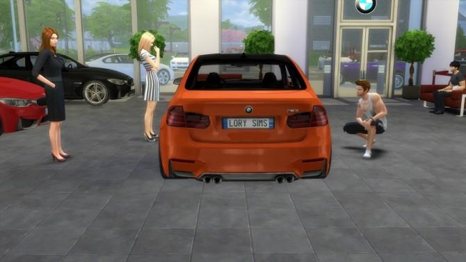 BMW M3 at LorySims image 2382 670x377 Sims 4 Updates