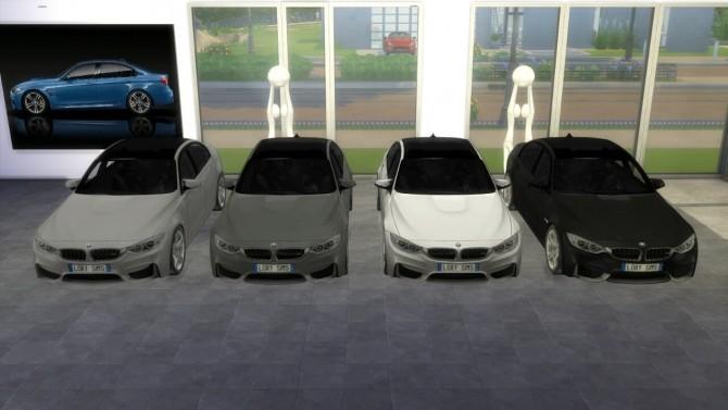 BMW M3 at LorySims image 2393 670x377 Sims 4 Updates