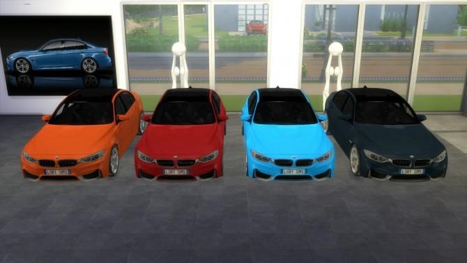 BMW M3 at LorySims image 2403 670x377 Sims 4 Updates