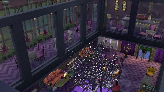 Night Club Punk By Bunny M At Mod The Sims 187 Sims 4 Updates
