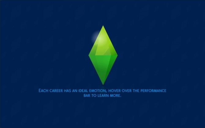 Sims 4 Darker loading screens by Hlath at Mod The Sims