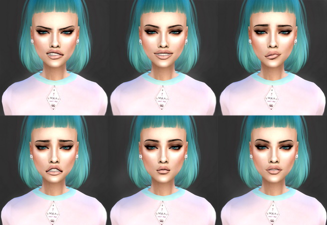 Pose Pack Emotions (01) at Angissi image 2485 Sims 4 Updates