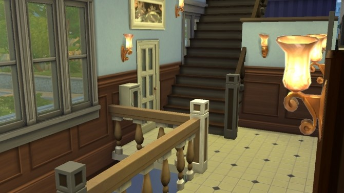 Sims 4 Apartment building by Bunny m at Mod The Sims