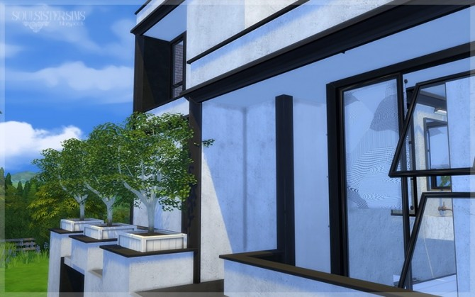 #35 Quarter Home at SoulSisterSims image 2561 670x419 Sims 4 Updates
