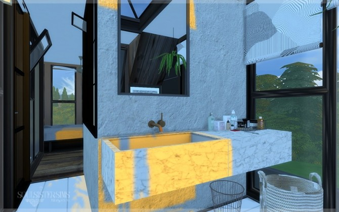 #35 Quarter Home at SoulSisterSims image 2601 670x419 Sims 4 Updates