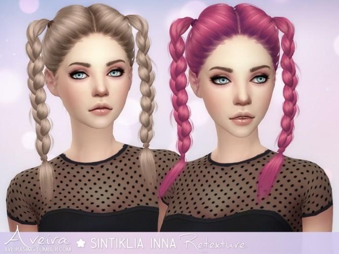 Sintiklia Inna Retexture at Aveira Sims 4 image 2693 670x503 Sims 4 Updates