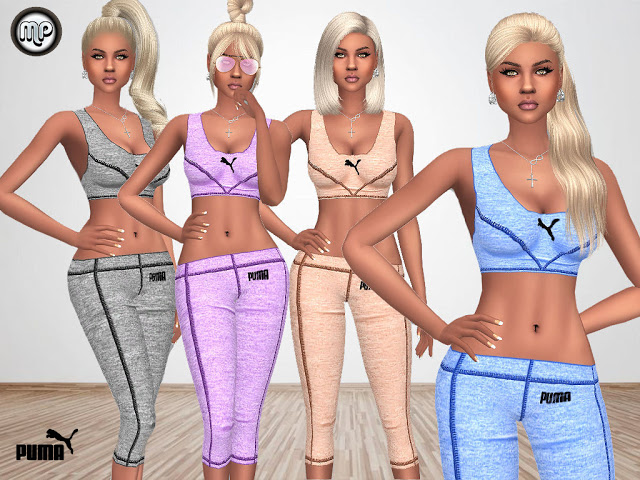 MP Sport Outfit 2 at BTB Sims – MartyP image 2702 Sims 4 Updates