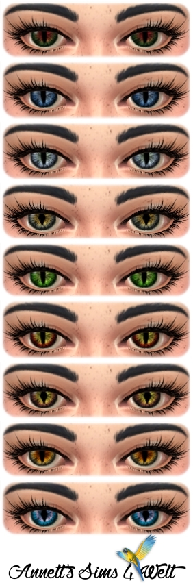 Eyes Nr. 7 Animals at Annett's Sims 4 Welt image 2762 Sims 4 Updates