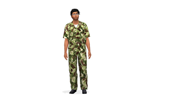 Military jumpsuit recolors at Lady Venera image 2777 Sims 4 Updates