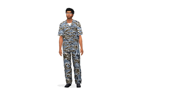 Military jumpsuit recolors at Lady Venera image 2787 Sims 4 Updates
