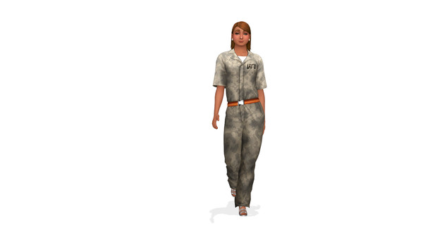 Military jumpsuit recolors at Lady Venera image 2805 Sims 4 Updates