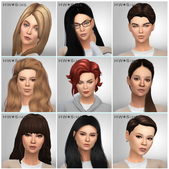 10 new and 6 updated characters of ORANGE IS THE NEW BLACK at HWSims image 28110 670x669 Sims 4 Updates