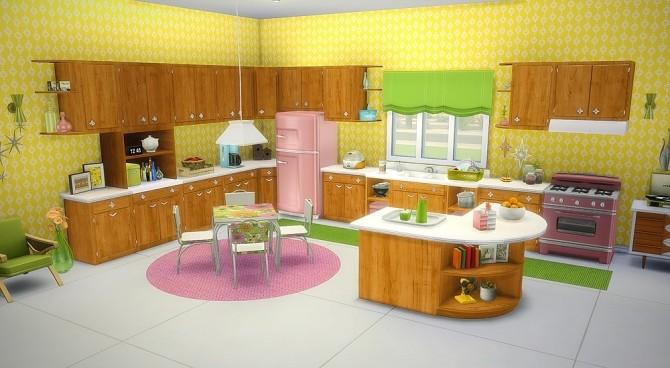 Santa Clara Kitchen at Saudade Sims image 29110 670x368 Sims 4 Updates