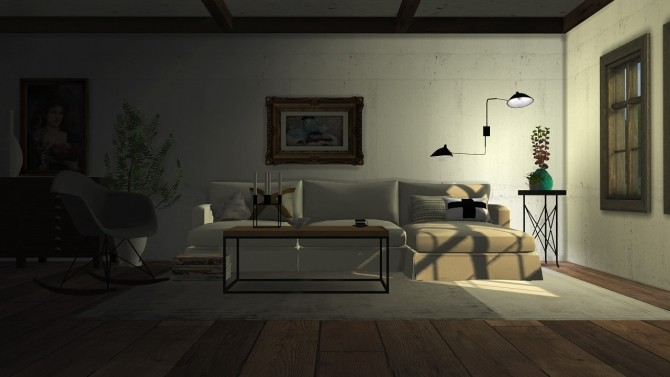 MS91 Serge Mouille Lighting updated at Sanoy Sims image 3242 670x377 Sims 4 Updates