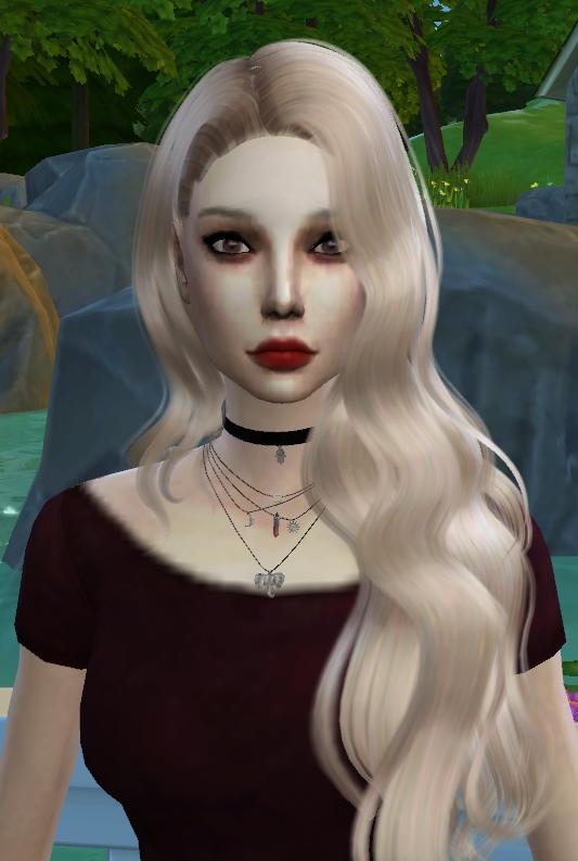 Alice Rosario Vampire Girl by JojoNono 17 at Mod The Sims image 3311 Sims 4 Updates